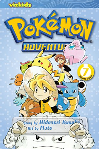 Pokemon Adventures, Vol. 7 (2nd Edition): 07 by Hidenori Kusaka