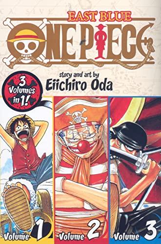 One Piece: East Blue 1-2-3 by Eiichiro Oda