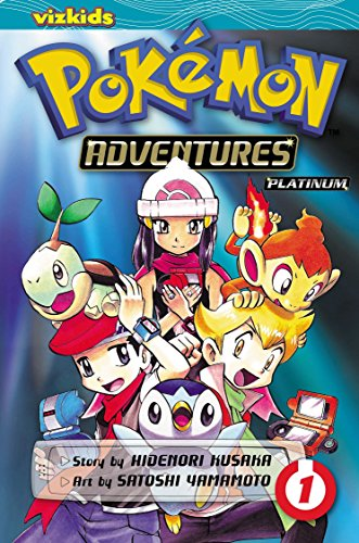 Pokemon Adventures: Diamond and Pearl/Platinum, Vol. 1 by Hidenori Kusaka
