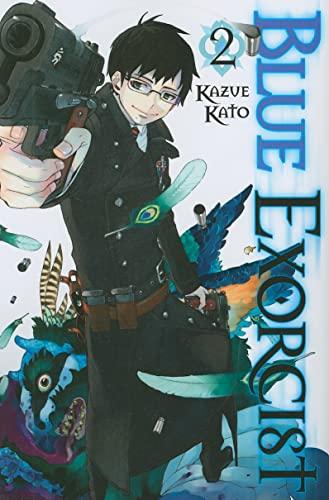 Blue Exorcist, Vol. 2 by Kazue Kato