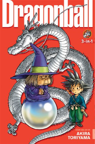 Dragon Ball (3-in-1 Edition), Vol. 3: Includes Vols. 7, 8 & 9: Vols. 7, 8 & 9:   by Akira Toriyama