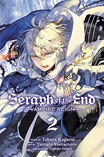 Seraph of the End: Volume 2 by Takaya Kagami