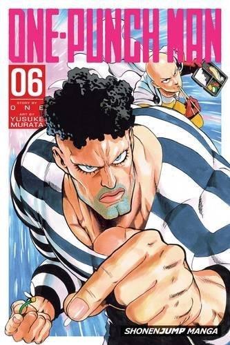 One-Punch Man: Volume 6 by Yusuke Murata