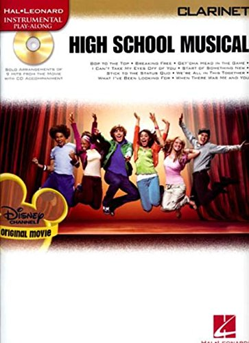 High School Musical Selections (Clarinet) by Hal Leonard Publishing Corporation