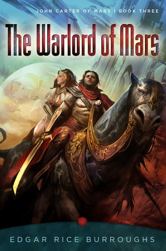 Warlord of Mars, The (John Carter of Mars)
