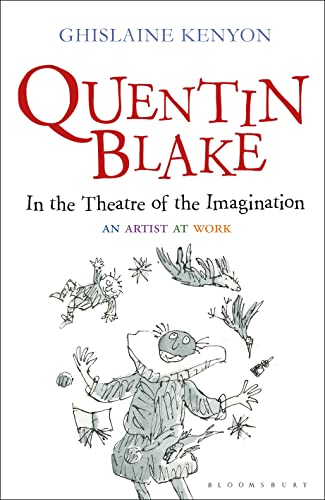 a comparative analysis of quentin blake's