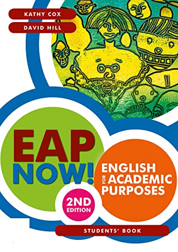 EAP Now! English for Academic Purposes - Student Book by Kathy Cox