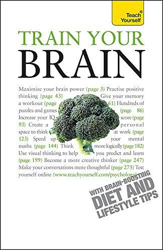Train Your Brain: Teach Yourself by Simon Wootton