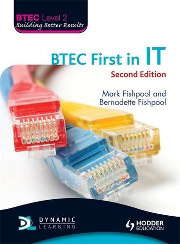 BTEC First for ICT Practitioners by Mark Fishpool