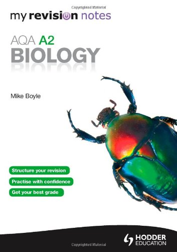 My Revision Notes: AQA A2 Biology by Mike Boyle