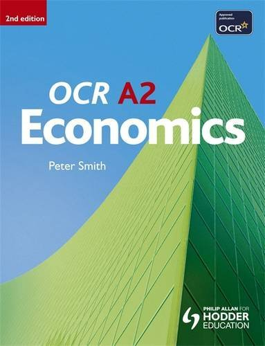 OCR A2 Economics by Peter Smith