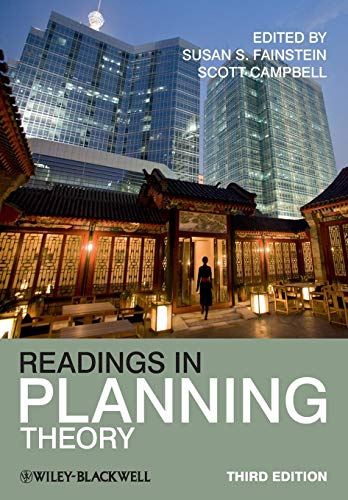 Readings in Planning Theory by Scott Campbell