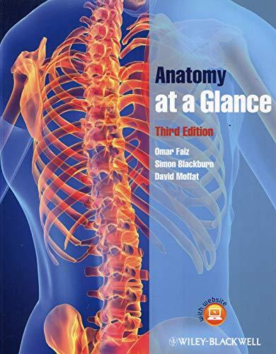 Anatomy at a Glance by Omar Faiz