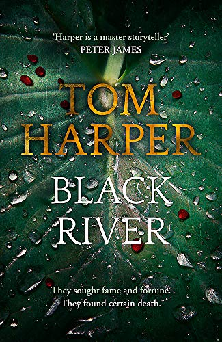 Black River by Tom Harper