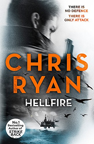 Hellfire: Danny Black Thriller by Chris Ryan