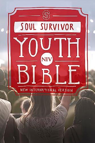 NIV Soul Survivor Youth Bible by New International Version