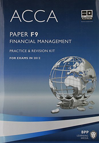 ACCA - F9 Financial Management: Revision Kit by BPP Learning Media