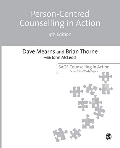 Person-Centred Counselling in Action by Brian Thorne