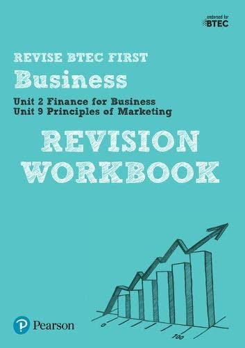 BTEC First in Business Revision Workbook by