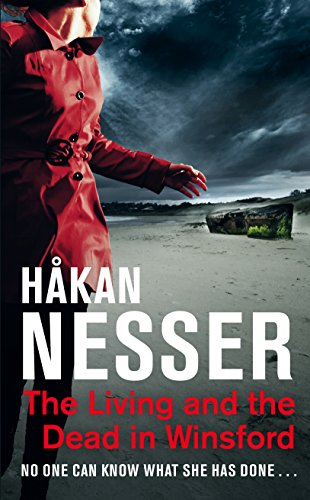 The Living and the Dead in Winsford by Hakan Nesser