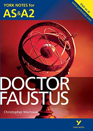 Doctor Faustus: York Notes for AS & A2 by Jill Barker