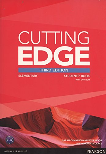Cutting Edge Elementary Students' Book and DVD Pack by Peter Moor