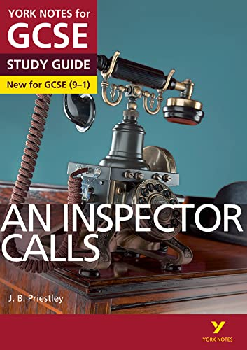 An Inspector Calls: York Notes for GCSE (9-1) by John Scicluna