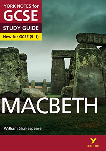 Macbeth: York Notes for GCSE (9-1) by James Sale
