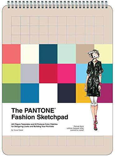 Pantone Fashion Sketchpad by Tamar Daniel