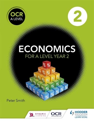 OCR A Level Economics: Book 2 by Peter Smith