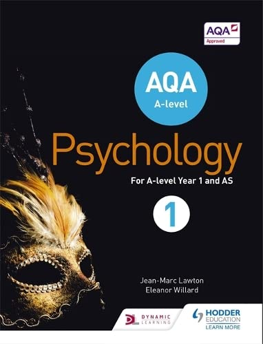 AQA A-Level Psychology: Book 1 by Jean-Marc Lawton