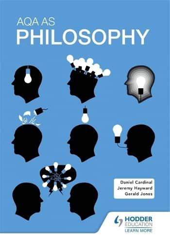 AQA AS Philosophy by Jeremy Hayward