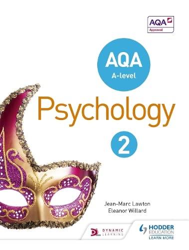 AQA A-Level Psychology: Book 2 by Jean-Marc Lawton