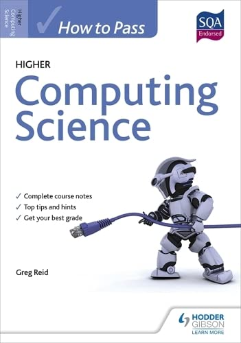 How to Pass Higher Computing for CfE by Greig Reid