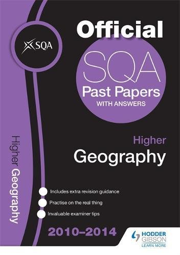 Sqa intermediate 2 geography past papers