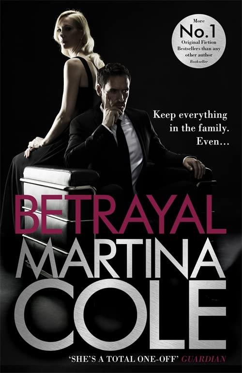 Betrayal by Martina Cole