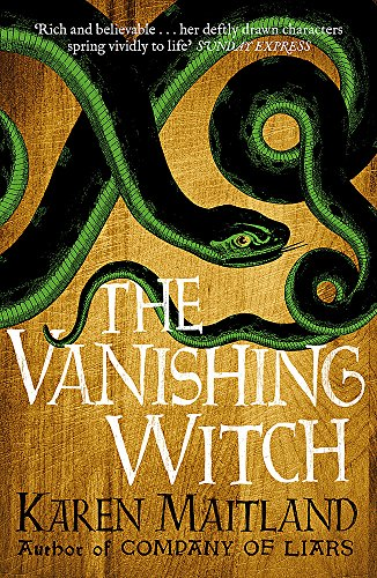 The Vanishing Witch by Karen Maitland