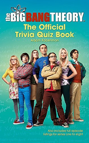 The Big Bang Theory Trivia Quiz Book by Warner Bros.