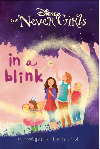 Disney Never Girls in a Blink by
