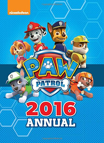 Nickelodeon Paw Patrol Annual: 2016 by