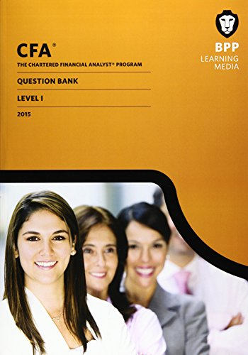 CFA Level 1: Question Bank by BPP Learning Media