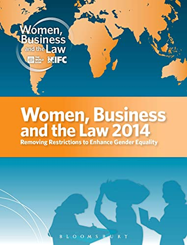 Women, Business and the Law by The World Bank