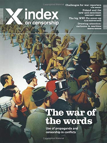 The War of the Words: Use of propaganda and censorship in conflicts by Rachael Jolley