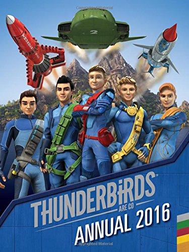 Thunderbirds Annual: 2016 by