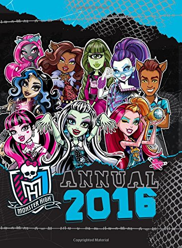 Monster High Annual: 2016 by