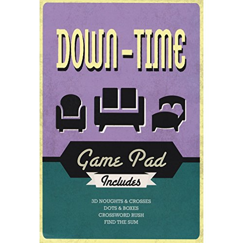 Down-Time Game Pad by