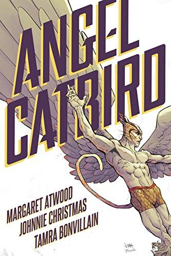 Angel Catbird Volume 1 (Graphic Novel): Volume 1 by Margaret Atwood