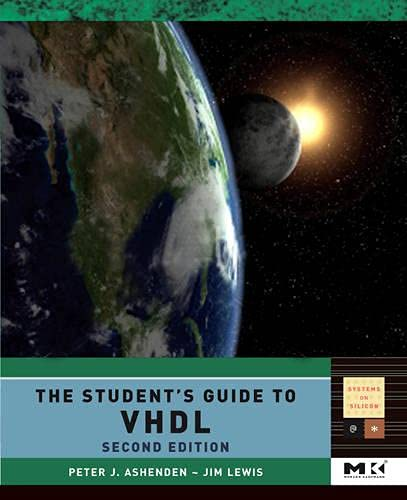 The Student's Guide to VHDL by Peter Ashenden