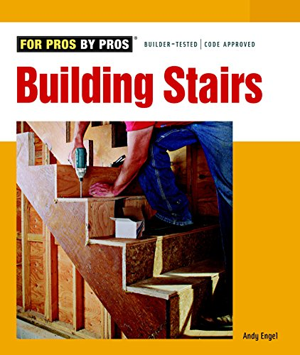 Building Stairs by Andy Engel