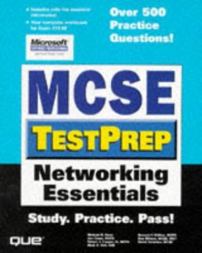 MCSE TestPrep: Networking Essentials by New Riders Development Group